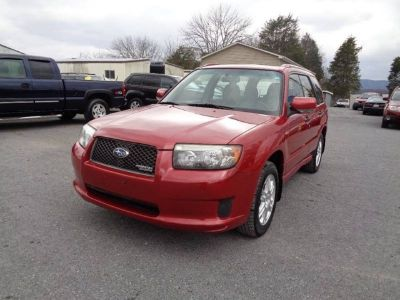 2008 Subaru Forester Sports 2.5 X AWD 4dr Wagon 4A