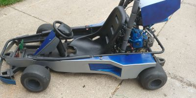 Full size go kart adults and children