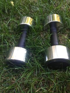 Nordic Trac 15 lb Weights