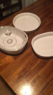 Corning Ware with 1 lid