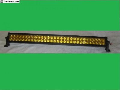 "34"" Amber Led Offroad Light Bar"