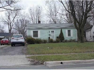 2 Bed 1 Bath Foreclosure Property in Columbus, OH 43213 - Robinwood Ave