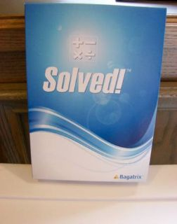 Solved Software by Bagatrix