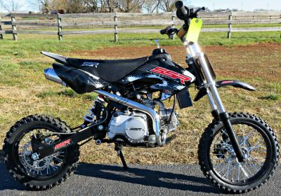 2017 SSR Motorsports SR125 Auto Competition/Off Road Motorcycles Marengo, IL