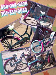 $150 Ladies Schwinn Beach Cruiser Bicycle