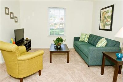 Apartment for rent in Zionsville.