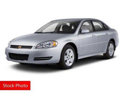 2012 Chevrolet Impala LT Fleet (Cyber Gray Metallic)