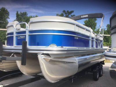 2018 Lowe SS210 Walk-Thru Pontoons Boats Lagrange, GA