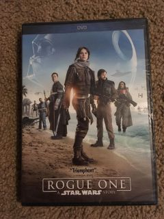 Rogue One dvd