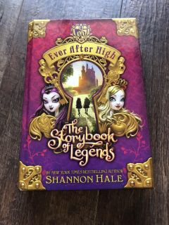 Ever after high book