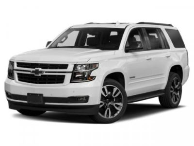 2019 Chevrolet Tahoe LT (Black)