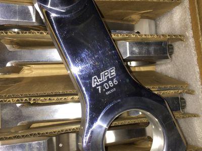 AJPE 426 Hemi aluminum rods NEW