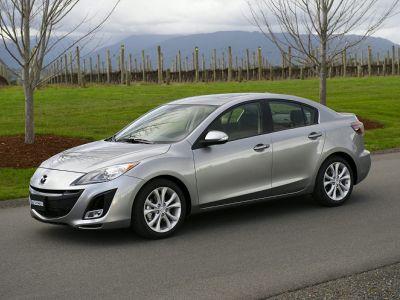 2010 Mazda Mazda3 Sport (Velocity Red Mica)