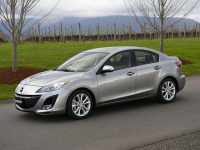 2010 Mazda Mazda3 Touring (Gunmetal Blue Mica)