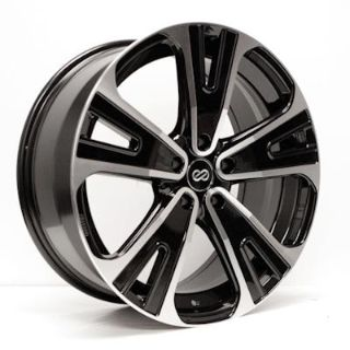 Buy Enkei SVX, 18 x 8, 5x114.3, 40mm Offset, Black Machined (1) Wheel/Rim motorcycle in Roanoke, Texas, US, for US $191.90