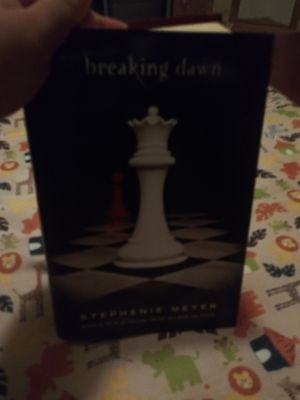 Breaking Dawn from the Twlight Series