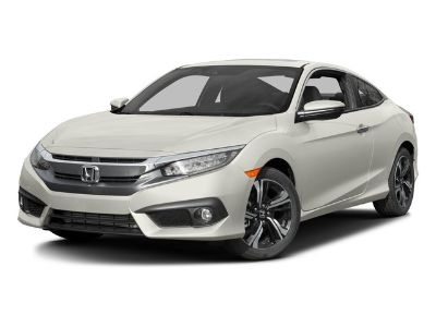 2016 Honda CIVIC COUPE Touring (Aegean Blue Metallic)