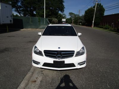 2014 Mercedes-Benz C-Class C300 4MATIC Luxury (Diamond White Metallic)