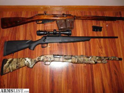 For Sale/Trade: 3 Guns