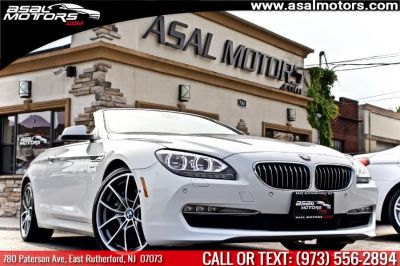 2012 BMW Legend 650i xDrive (Alpine White)