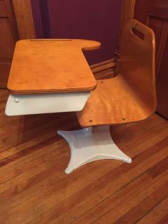 1950 s Mid Century Child s Desk