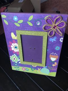 Wood Picture Frame, 4x6 opening