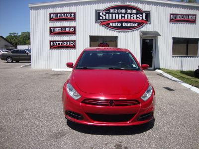 2013 Dodge Dart SXT (Red)