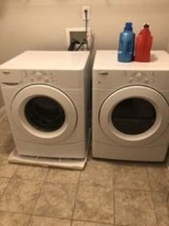 washer & Dryer set
