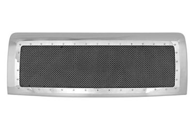 Find Paramount 46-0124 - Ford F-150 Restyling 2.0mm Packaged Chrome Wire Mesh Grille motorcycle in Ontario, California, US, for US $540.00
