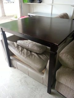 $175, kitchen table with 4 chairs