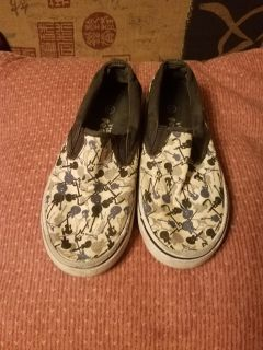 Rock and Roll slip on shoes