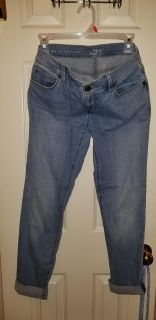 Ann Taylor Relaxed Skinny Jeans Sz. M