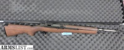 For Sale: Springfield M1A Super Match Rifle