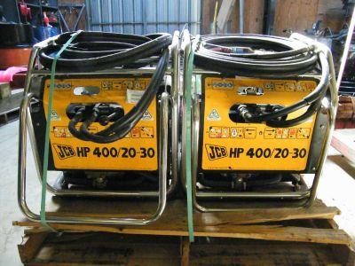 2015 JCB HP400/20-30 HYD PWR PACK