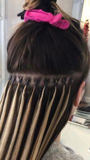 I Tips hair Extensions technician big promotion now