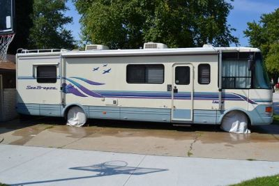 FOR SALE ~ 1996 SEABREEZE LIMITED CLASS A MOTORHOME MODEL 33 by NATIONAL RV.