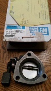 Find NOS GM Chevrolet Truck Car Exhaust Manifold Heat riser 283 302 327 350 3887023 motorcycle in Leola, Pennsylvania, United States, for US $100.00
