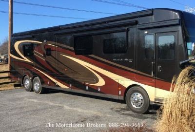 2017 Newmar Dutch Star 4381 Bath & Half