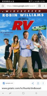 Looking For the movie RV