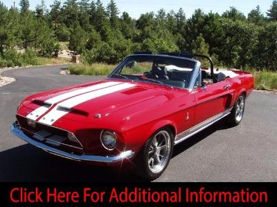 1968 Ford Mustang RWD