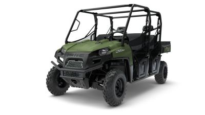2018 Polaris Ranger Crew 570-6 Side x Side Utility Vehicles Wisconsin Rapids, WI