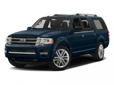 2017 Ford Expedition EL Limited (White)