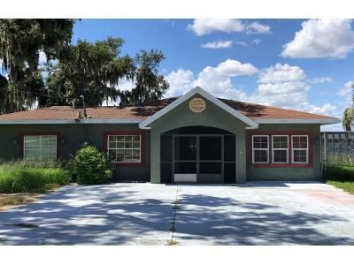 4 Bed 2 Bath Preforeclosure Property in Eagle Lake, FL 33839 - S Terrace Dr