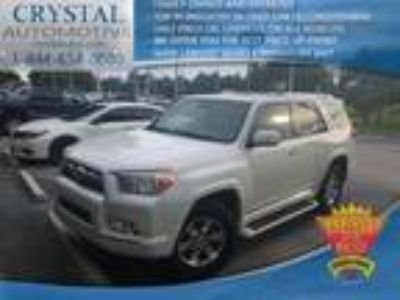 Used 2013 Toyota 4Runner Blizzard Pearl Metallic, 111K miles
