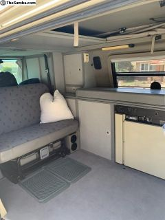 1997 VW Eurovan Winnebago