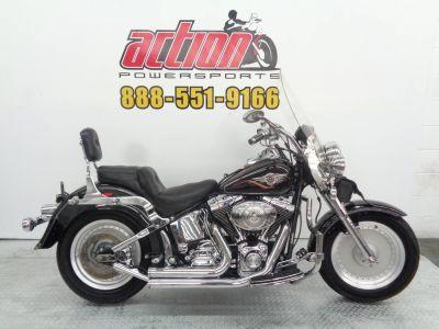 2004 Harley-Davidson FLSTF/FLSTFI Fat Boy Cruiser Motorcycles Tulsa, OK