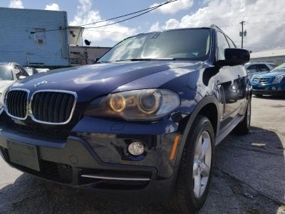 2009 BMW X5 xDrive30i (Blue)