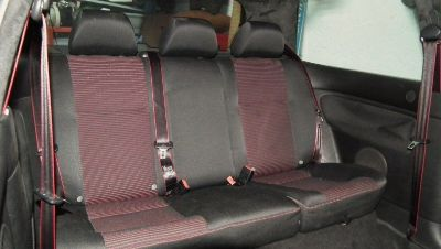 WTB: 337 rear seats
