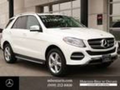 Used 2016 Mercedes-Benz GLE Polar White, 39.4K miles