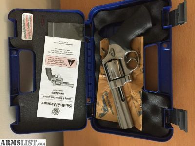 For Sale: S&W 629 .44 Magnum 5
